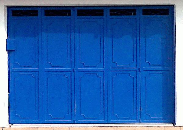 Pemilihan Pintu Garasi Besi Flat yang Terbaik